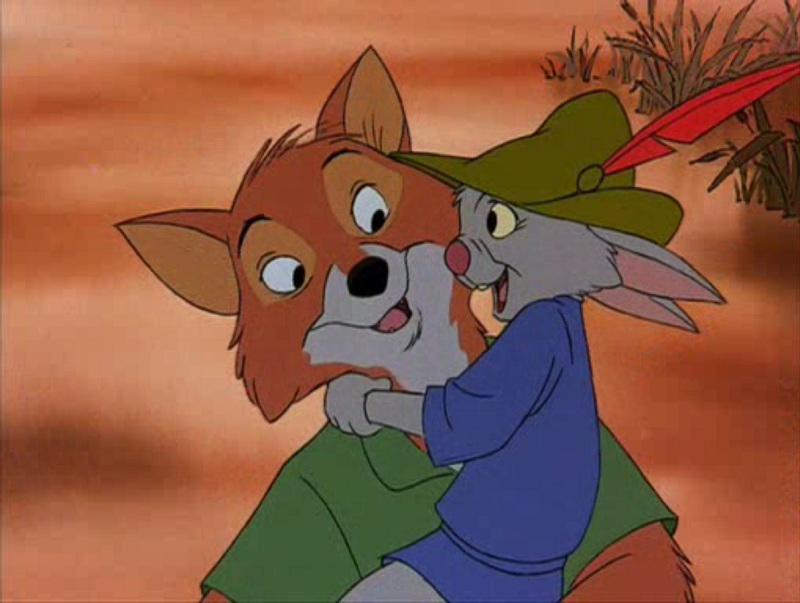 Robin hood il classico dei film d animazione dojo