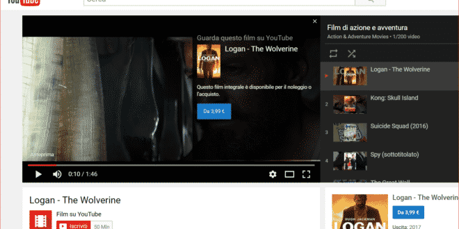 film gratis youtube guarda che non sono io